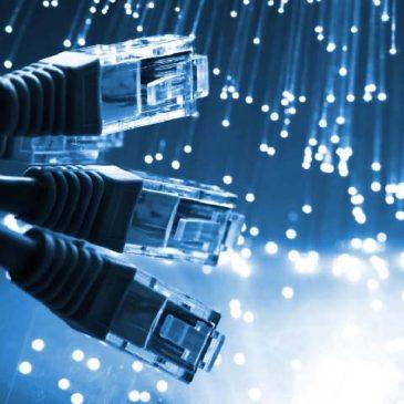 Fiber Internet!